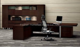 Innovative Design Modern Wooden Office Executive Director Desk Furniture (HF-LTA127)