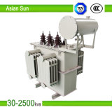 Scb10-800kVA Three-Phase Dry Type Transformer