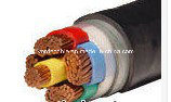 Copper Conductor Steel Wire Amoured Swa XLPE Cable
