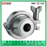 Dn32 Stainless Steel Sanitary Forged Triclamp Check Valve