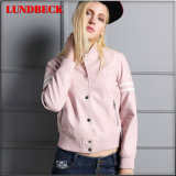 Fashion PU Jacket for Women Leisure Clothes