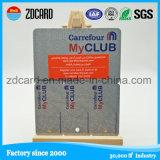 Special Customized PVC Plastic Die Cut Card