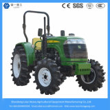 55HP Small Agricultural Use/Mini Farm/Garden 4WD Tractor