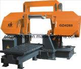 Gantry Double Colunm Band Saw Machine for Metal Cutting Gd4265