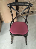 Industrial Style Metal Restaurant Chair Furniture (FOH-BC102)