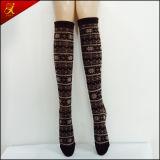 Winter Girls High Socks Women