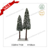 3.5FT Outdoor Festival Decoration Holiday Gift Christmas Tree