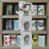 Hilary Toilet Wipes Face Printed Toilet Paper Funny Bathroom Tissue