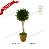 60cm Wholesale Outside Artificial Plant Artificial Topiary Trees Christmas Tree