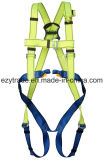Gulfe Warehouse Adjustable Safety Harness Full-Body Picker / Pass Through Legs