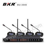 Bu-3940 Black Wireless Microphone System