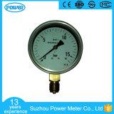 Suku Wika Type 100mm Ss Case Common Pressure Gauge
