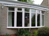 German Quality UPVC Balcony Window Systems (BHP-CWP06)