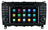 Hla 7 Inch Android 5.1 in-Dash Car Stereo DVD Player GPS Sat Navi with Bluetooth Radio for Benz Clk / Cls / C