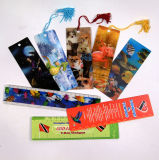 Custom Design 3D Effect Lenticular Printed Bookmark