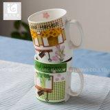 White Body / Own Design Porcelain Coffee Mug 12oz 14oz 10oz
