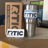 Factory Wholesale Stainless Steel Rtic Tumbler 30oz Vacuum Insulated Yeti Rambler Cup 20oz 30oz