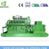CE and ISO Approved Green Power 500kw Biomass Generator Set