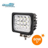 5000lm 60W LED Work Light, LED Work Lamp for Offoad, and Truck (SM6602)