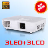 Video 1080P Projector with 3000 Lumens (X2000vx)
