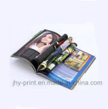Promotional Colorful Magazine Printing (jhy-780)