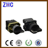 IEC Standard 2 Position & 3 Position Stay Put Button Switch
