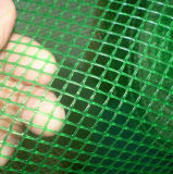 HDPE Plastic Flat Wire Mesh/Plastic Plain Netting for Poultry