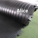 New Fiber Rubber Mat/Cow Horse Matting/Anti-Slip Rubber Mat (HOt)