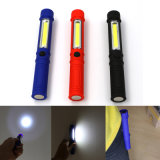 Multi - Function Flashlight COB Maintenance Work Lights Carry Pen - Shaped Tool Lights Strong Magnetic Work Lights