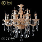 Luxury Glass Tube Crystal Chandelier for Indoor (AQ8003-8+4)