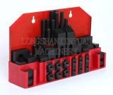 M8X10mm Deluxe Steel High Hardness 58PCS Clamping Kit