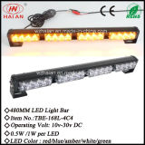 LED Car Strobe Flashing Light Bar (TBE-168L-4C4)