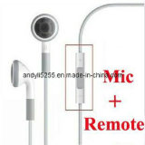 Headset Earphone for Apple iPhone 3GS/4G/4s