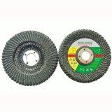 German Zirconia Curved Flap Disc