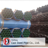 Hot DIP Galvanized Welded Steel Pipe with Plastic Coating