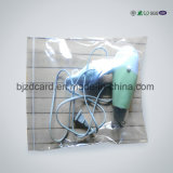 Plastic Clear Wicket Bag with Customized Logo