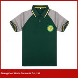 Customized High Quality Soft Cotton Children Polo Shirts (P169)