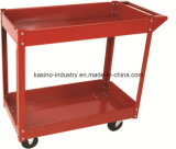 Hot Sales 100kgs Two-Layer Steel Service Trolley/Service Cart with Low Price