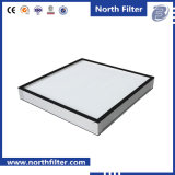 H13 Mini Pleat HEPA Filter with Fiberglass Media