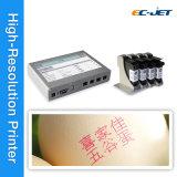 High Resolution Plastic Bag Inkjet Printer with Lowest Price Tij (ECH802)