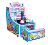 Children′s Coin Operated Game Machine Shooting Water Game Double Players