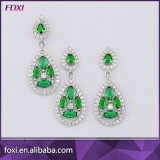 Champagne CZ Stone Fashion Hot Sale Jewelry Sets for Women Party