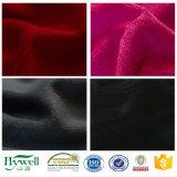 Polyester Velboa Plush Pattern S Brushing Knitted Fabric