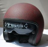 ECE Open Face Jet Motorcycle Helmet