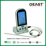 Ce Certified Digital BBQ Meat Thermometer with Timer Ot5558