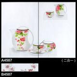 A4507 Glazed Wall Bathroom Tile Design