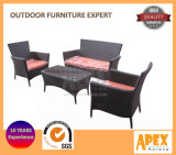 Pomotion Patio Rattan Furniture Outdoor Furniture Garden Furniture Sofa