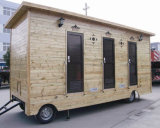 Executive Toilet Trailers and Single Seat Portable Toilets