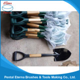 Wooden Handle Pointed Shovel Ykjf-0001