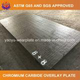 High Chrome Cladding Bimetallic Wear Plate